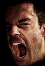 Problems with anger helped with psychotherapy, cognitive training, hypnosis & hypnotherapy in Battle, Hastings, Bexhill, Rye, Heathfield, Eastbourne, East Sussex & Kent, UK